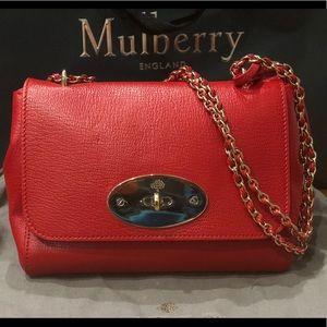 d990e39f19c7 Women s Lily Mulberry Handbag on Poshmark